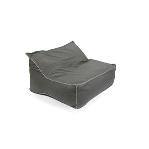 contemporary bean bag / fabric / double / with removable cushion