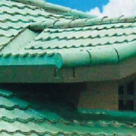 pan roof tile