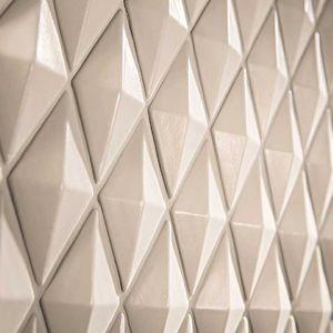 3D mosaic tiles / indoor / wall / ceramic