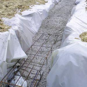 high-resistance concrete