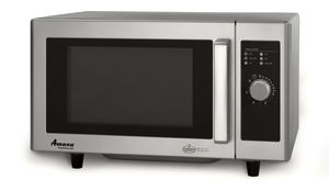 commercial oven / electric / microwave / free-standing