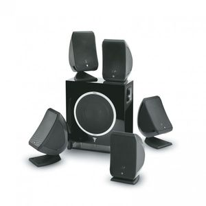 standard home cinema system / indoor / 5.1