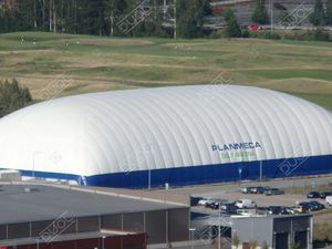 sports facility inflatable structure