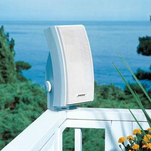 wall-mounted speaker / outdoor