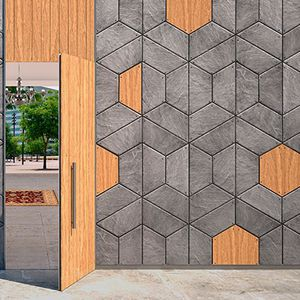 ceramic ventilated facade