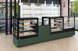 refrigerated display counter / for pastry shops / for bakeries
