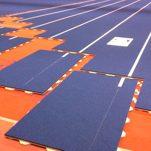 rubber sports flooring