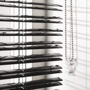 Venetian blinds / aluminum