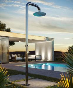 pool outdoor shower