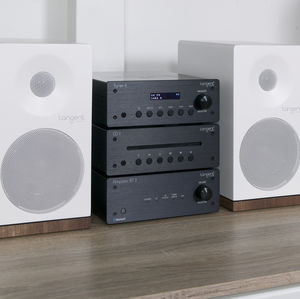 Bluetooth hi-fi system