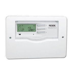 thermal system solar controller