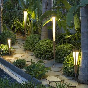 floor-mounted garden torch