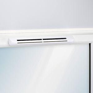 acoustic window vent