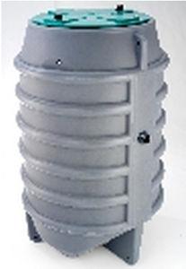 above-ground tank / wastewater treatment / steel