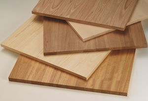 interior solid wood panel