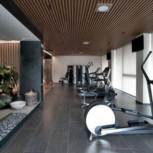 ceramic flooring / tertiary / tile / polished