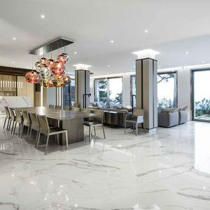 ceramic flooring / residential / tile / smooth