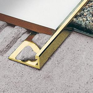brass edge trim