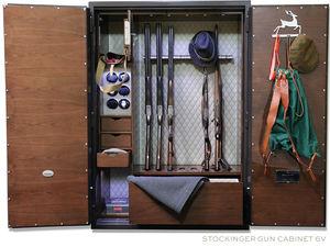 gun storage cabinet