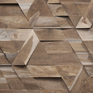wooden wall-covering