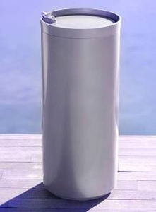 outdoor drinking fountain / Opelite / cast aluminum / not specified