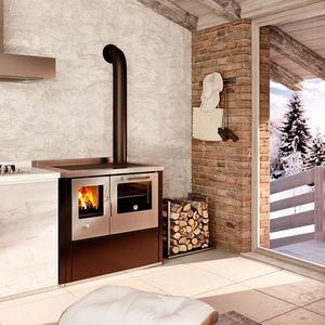 wood range cooker