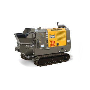 crawler concrete pump