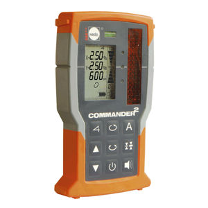 construction site receiver / precision / rugged / data