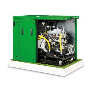 electric hot air generator