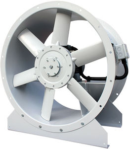 axial fan / roof / commercial / industrial