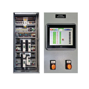 centralized automatic ventilation control system