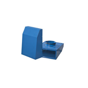centrifugal exhaust fan / duct / commercial / steel