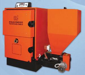 pellet boiler / multi-fuel / residential