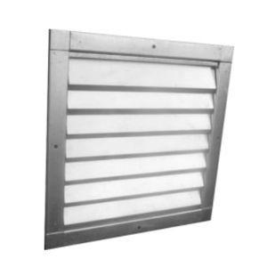 steel ventilation damper