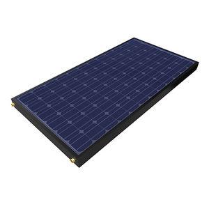 monocrystalline hybrid solar panel