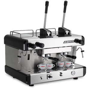espresso coffee machine / lever / commercial / automatic