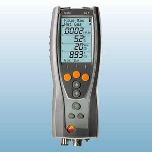 flue gas combustion analyzer
