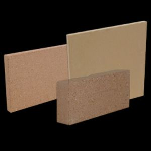 refractory brick / furnace / barbecue / white