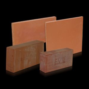 refractory brick / barbecue / furnace / red