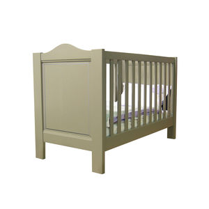 contemporary baby bed / wooden / 120x60 cm