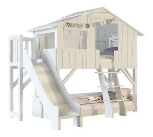 bunk bed / playhouse / single / contemporary