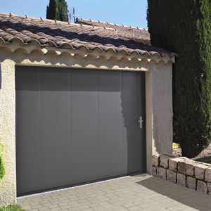 sliding sectional garage doors