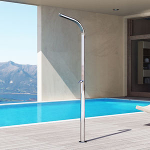 pool outdoor shower