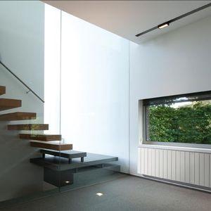 electric radiator / aluminum / contemporary / bathroom