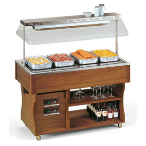 central heated buffet / commercial