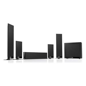 standard home cinema system