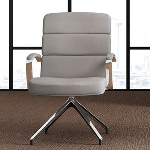 Phenomenal Leather Visitor Armchair All Architecture And Design Bralicious Painted Fabric Chair Ideas Braliciousco