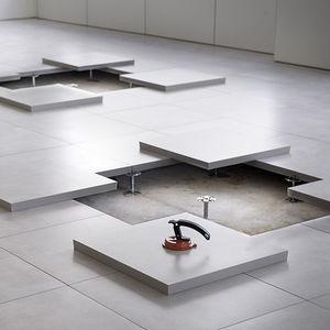 wooden raised access floor tile