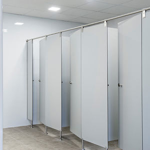 laminate toilet cubicle