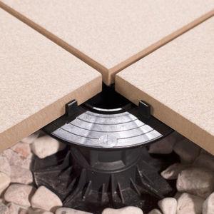 porcelain stoneware raised access floor